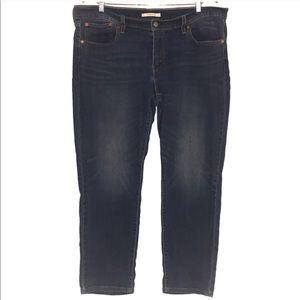 Levi's Boyfriend Jeans Womens 33